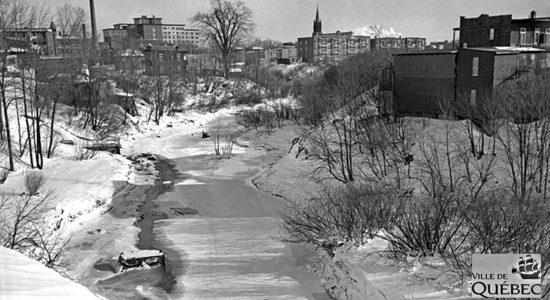 Chronique d'une rivière disparue : Les difficiles années 1950 - Réjean Lemoine