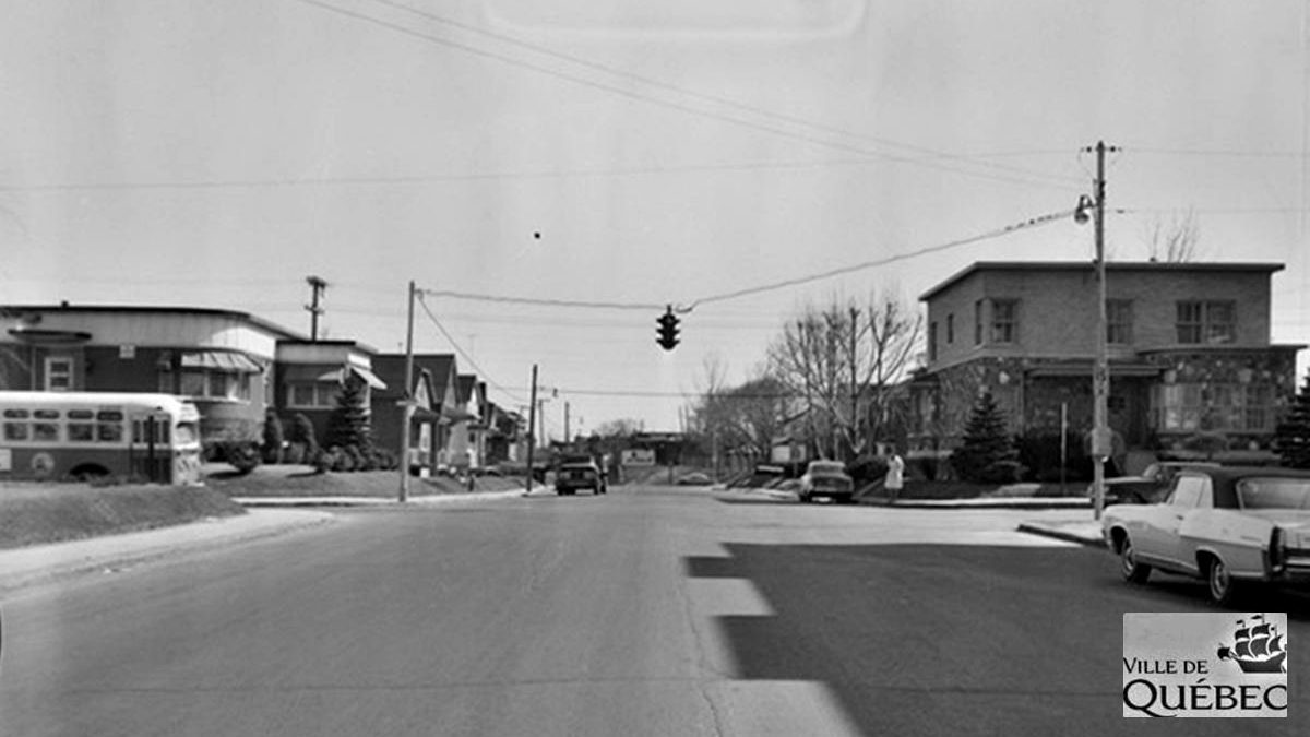 Limoilou dans les années 1960 (127) : intersection 18e Rue et 4e Avenue | 3 mai 2020 | Article par Jean Cazes