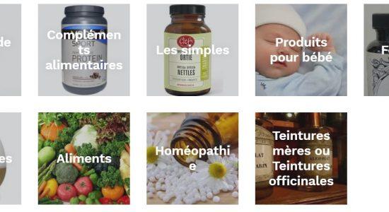 Livraison de votre épicerie bio | Alimentex