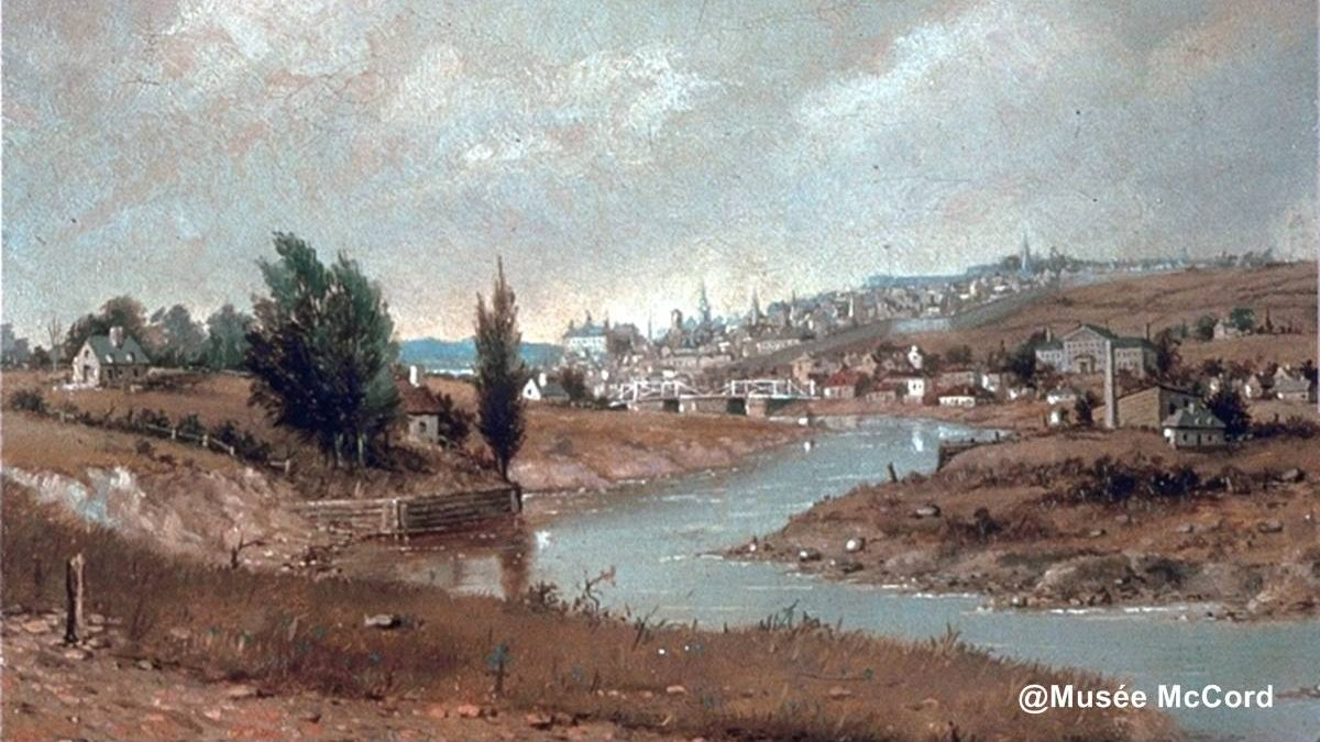 Chronique d'une rivière disparue : L'histoire sur les bords de la Lairet | 5 avril 2020 | Article par Réjean Lemoine