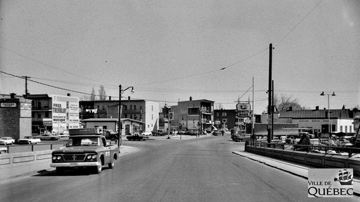 Limoilou dans les années 1960 (129) : intersection 4e Rue et 1re Avenue | 31 mai 2020 | Article par Jean Cazes