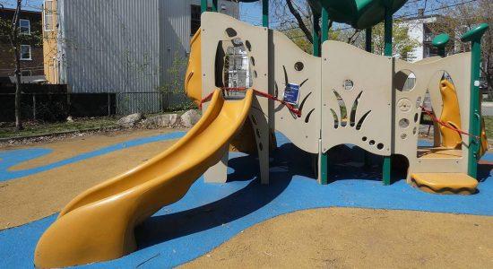 Toilettes du parc d'Iberville, piste cyclable de la 8e Avenue : progrès en vue - Suzie Genest