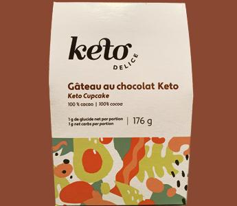 Mélange à gâteau au chocolat – Keto délice | Au Fruit des Moines