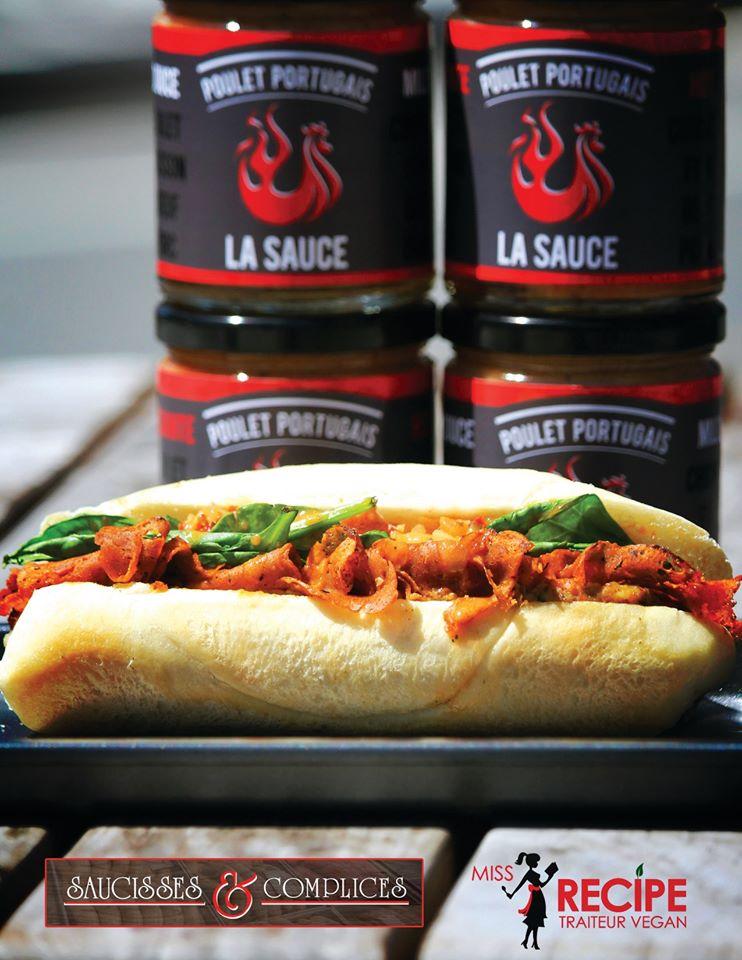 Sandwichs et hot-dogs à emporter   Saucisses et Complices