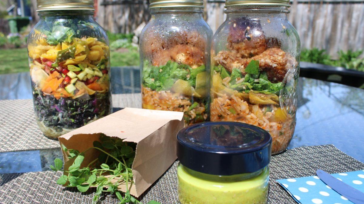 Partage végétal: un arc-en-ciel de saveurs | 25 mai 2020 | Article par Véronique Demers