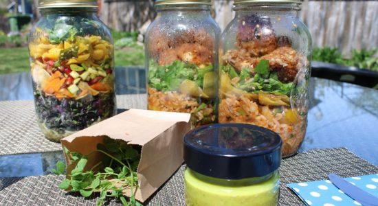 Partage végétal: un arc-en-ciel de saveurs - Véronique Demers