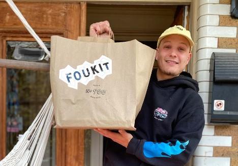 Le Foukit (en l'honneur du rappeur Fouki) | NO.900 Pizzeria Napolitaine