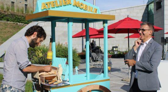 Le musée s'ouvre au quartier cet été - Véronique Demers