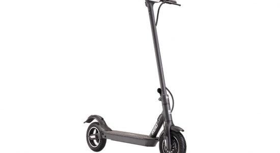 Trottinette électrique Reid E4 Plus E-Scooter Noir | Demers bicyclettes et ski de fond