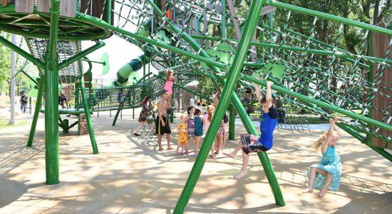Un nouvelle aire familiale inspirée de Peter Pan à ExpoCité - Suzie Genest