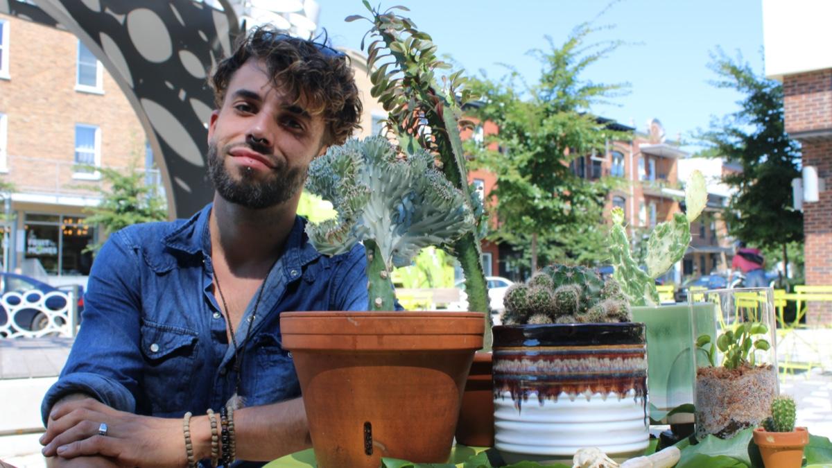 Dans le monde des cactus de Michael Chateauvert | 18 août 2020 | Article par Véronique Demers