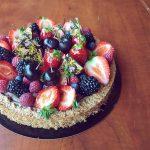 Commande de desserts - Baraque gourmande (La)