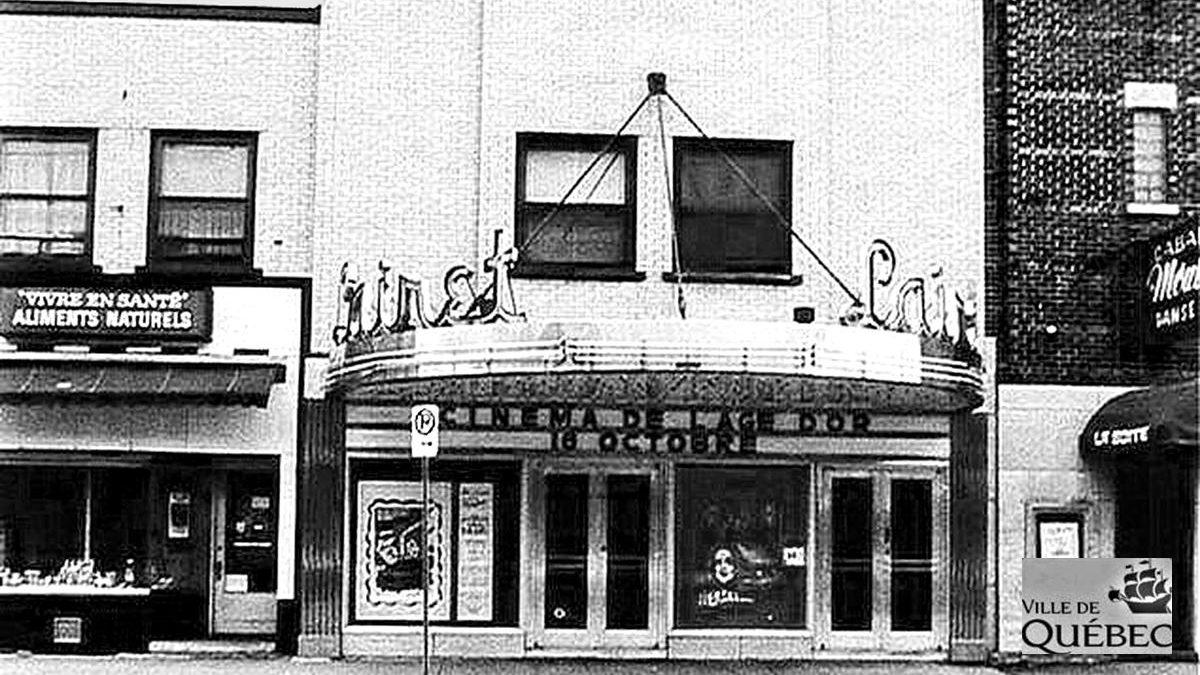 Limoilou dans les années 1970 (45) : le cinéma Lairet | 27 septembre 2020 | Article par Jean Cazes