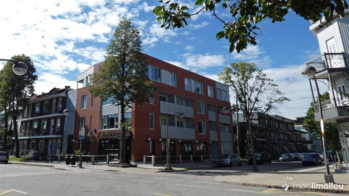 L'immeuble L'Avenue. 5 septembre 2020.