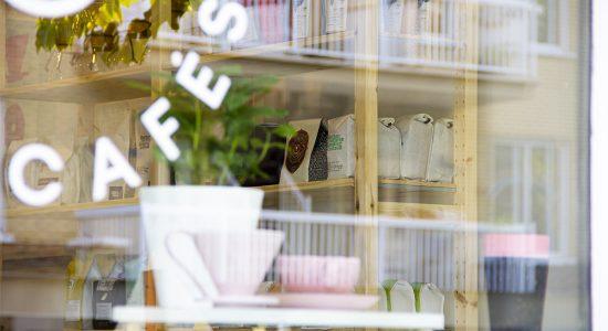 La Société des cafés investit le Vieux-Limoilou - Véronique Demers
