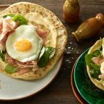 Piadina petit-déjeuner - Comptoir La Piadina