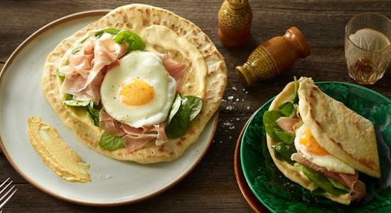 Piadina petit-déjeuner | Comptoir La Piadina