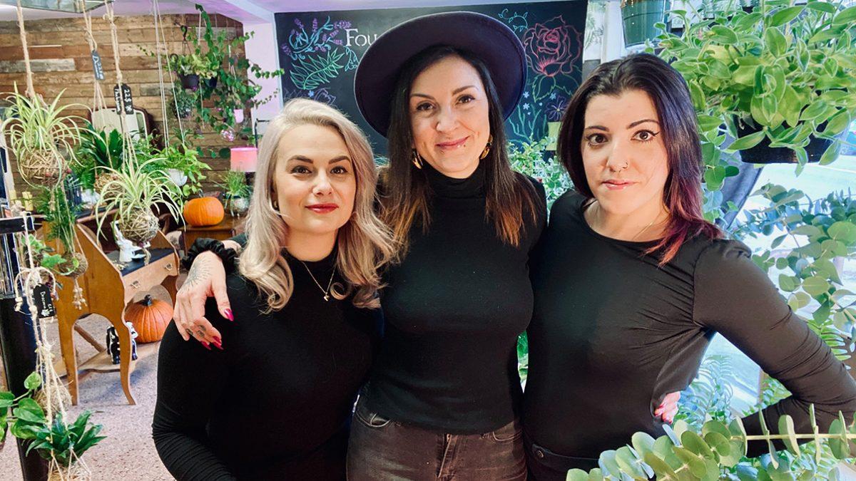 Un trio féminin ouvre Fougères Amères | 9 octobre 2020 | Article par Véronique Demers