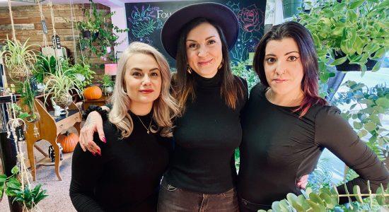 Un trio féminin ouvre Fougères Amères - Véronique Demers