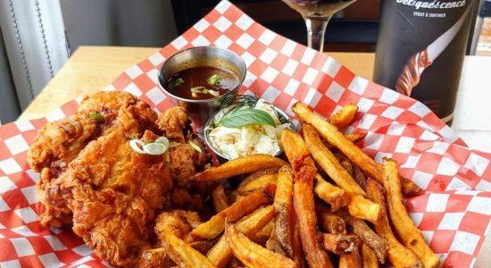 18 % de rabais sur le poulet frit | Brasserie Générale – 18e Rue