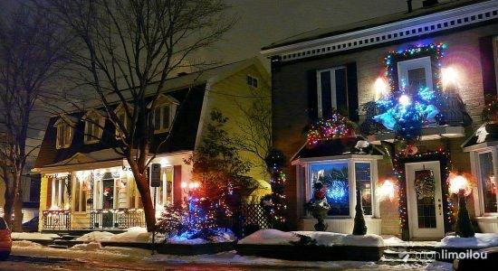 Un concours de lumières et des lutins pour tricoter l'hiver limoulois - Suzie Genest