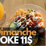 Les Dimanches POKÉ à 11 $ - Brasserie Générale - 18e Rue