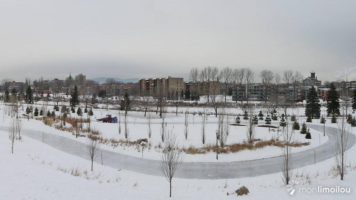Histoire de la patinoire de la rivière Saint-Charles : 3- Une solution de remplacement | 3 janvier 2021 | Article par Réjean Lemoine
