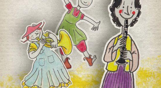 VIRTUEL – Lancement du court-métrage d'animation La petite histoire de l'aubergine