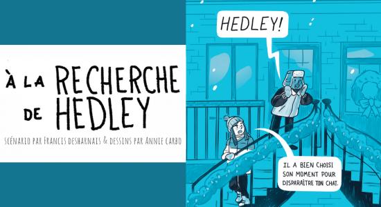 À la recherche de Hedley