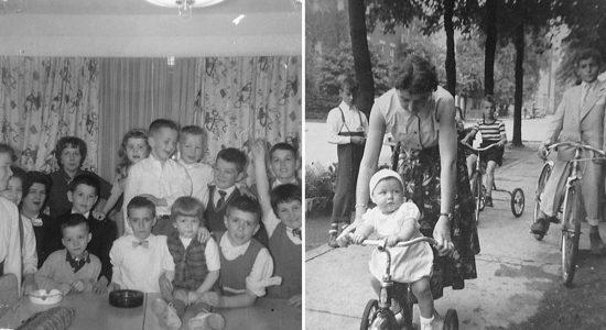 Le lunch du jour de l'An chez les Lemire de Limoilou, dans les années 1960 - Monlimoilou