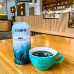 Bière La KAFFEE (Lager noire) - La Souche Microbrasserie-Restaurant