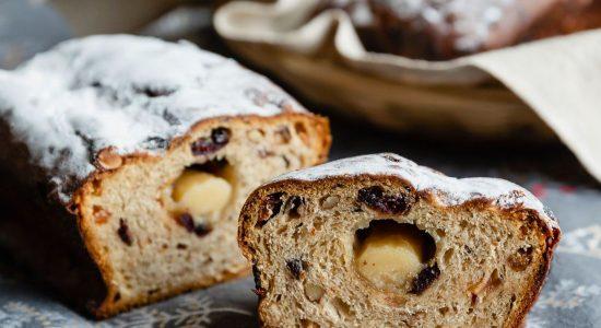 Pain Stollen | Boulangerie Borderon Le Fils