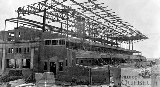 Le Palais central de l'Exposition provinciale : 1- Origines et inauguration - Réjean Lemoine