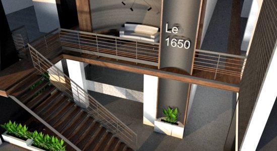 « Le 1650 » : bientôt de nouveaux locaux pour des entreprises dans Maizerets - Jean Cazes