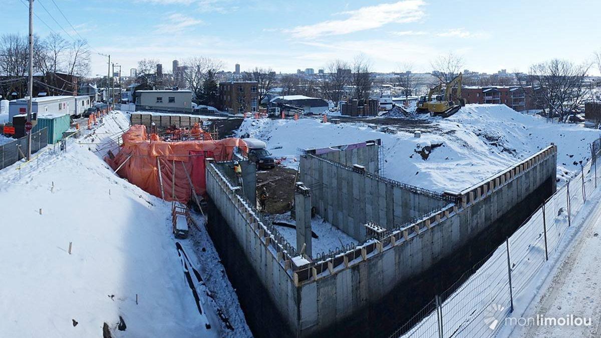 Lab-École Québec : le chantier démarre à Limoilou | 8 février 2021 | Article par Jean Cazes