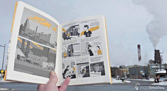 <em>Chroniques de jeunesse</em> : l'expérience de « gars de shop » du bédéiste Guy Delisle - Jean Cazes