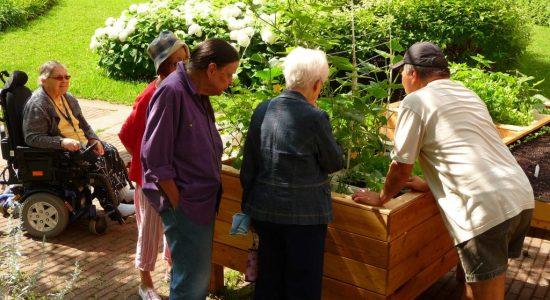 Nouveaux fonds ponctuels pour pérenniser des activités destinées aux personnes aînées - Suzie Genest