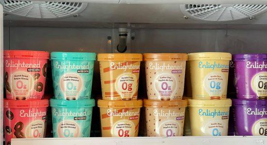 Crème glacée keto | Au Fruit des Moines