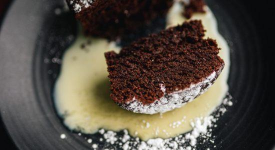 Torta caprese au chocolat   NO.900 Pizzeria Napolitaine