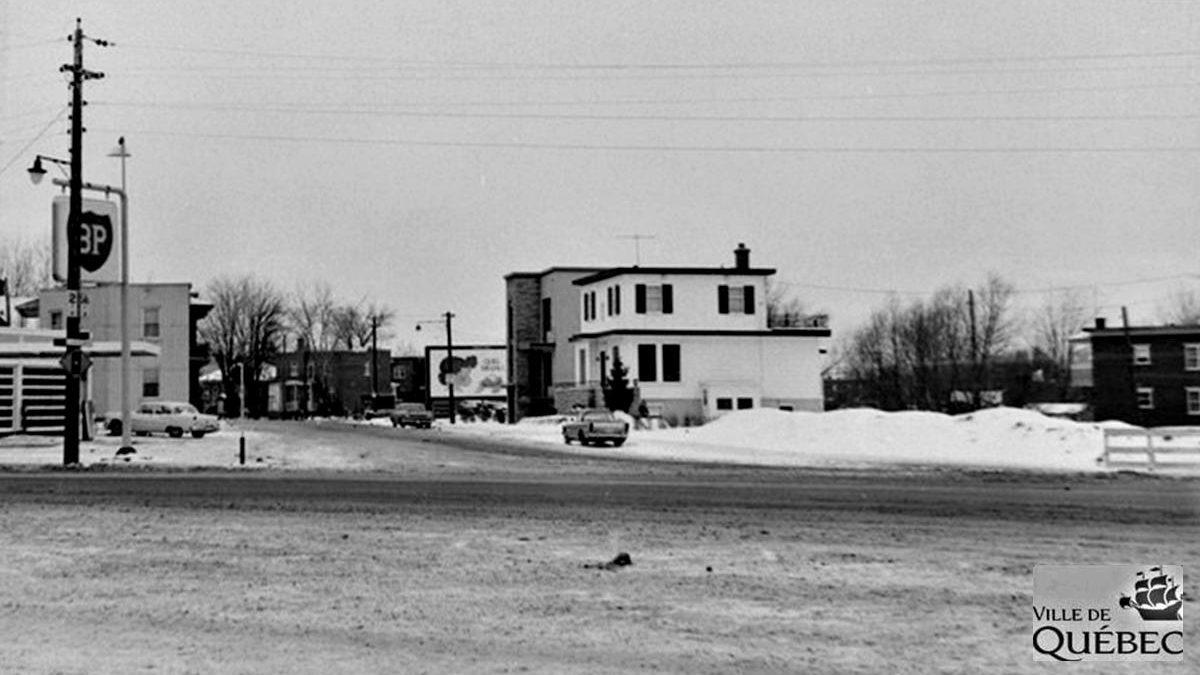 Limoilou dans les années 1960 (137) : stations-services sur la 18e Rue | 28 mars 2021 | Article par Jean Cazes