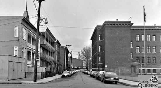 Limoilou dans les années 1970 (52) : la rue De Beaujeu - Jean Cazes