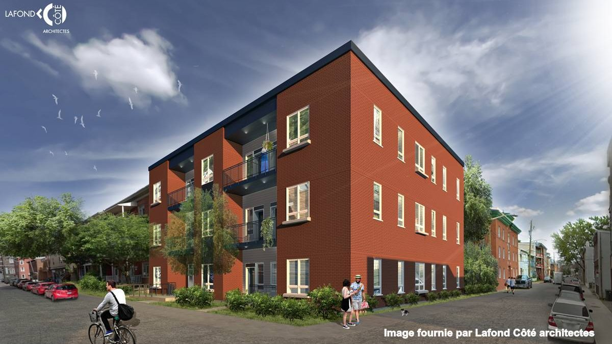 Un Toit en réserve : coup d'oeil au projet de logements sociaux sur la 5e Rue | 25 mars 2021 | Article par Jean Cazes