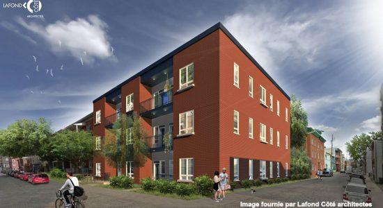 Un Toit en réserve : coup d'oeil au projet de logements sociaux sur la 5e Rue - Jean Cazes