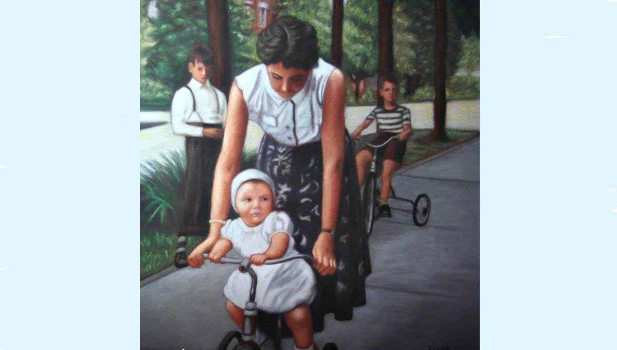 Nos escapades en tricycle sur la 4e Avenue - Monlimoilou