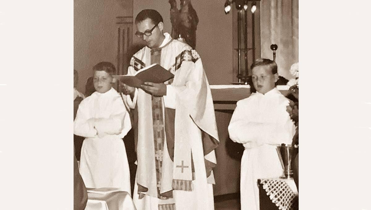 La messe en latin - Monlimoilou