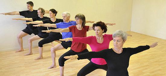 Session d'automne chez M Yoga