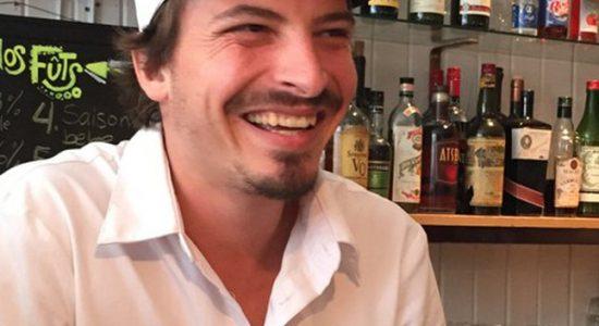 Démonstration culinaire avec Émile Tremblay