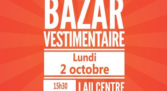 Bazar vestmentaire