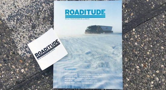 Lancement | Roaditude 04 | Hiver 2018