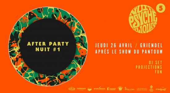 After Party | Nuits Psychédéliques de Québec V